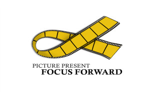 Picture present. Focus forward. project