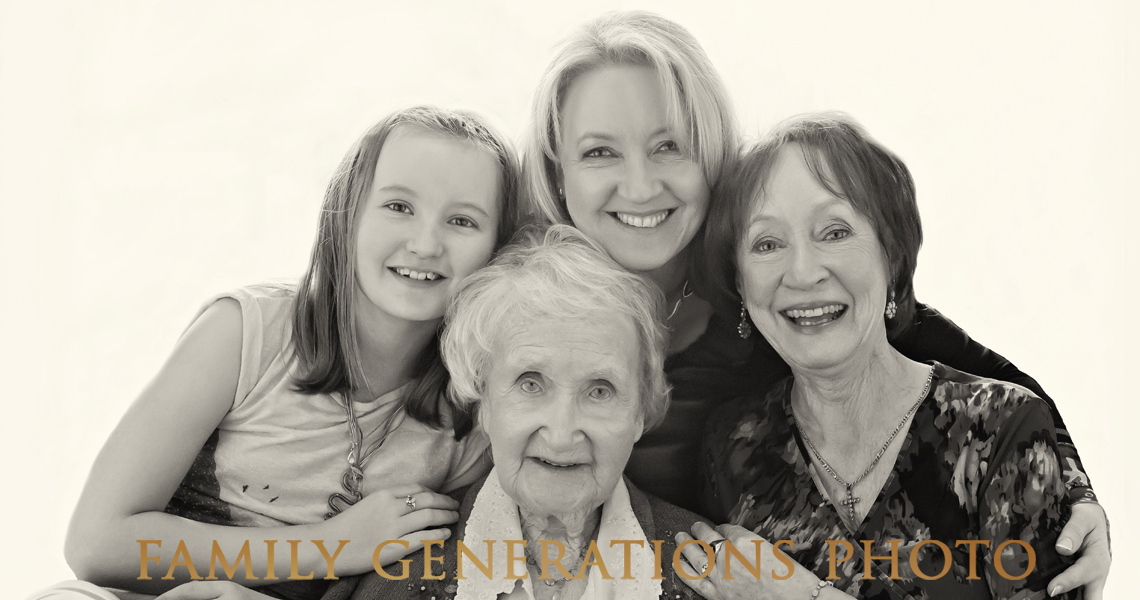 Family generation photo