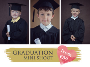 graduation; mini shoot; portrait photography Bara Alich Photography; boy in graduation gown; girl in graduation gown; photo idea; photo session