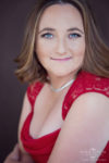 Portrait of the beautiful and talented Soprano Valerie Leahy