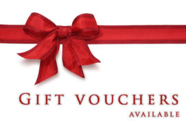 Gift Vouchers Available!!